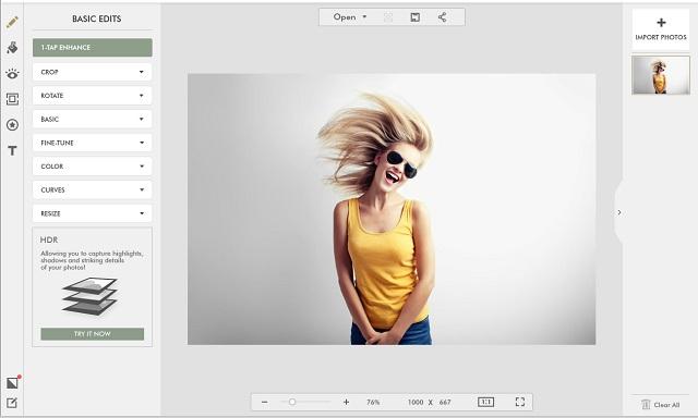Fotor_Editing