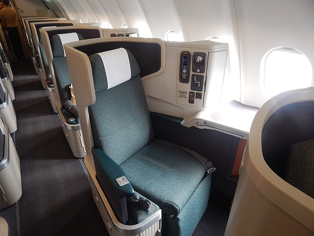Tips for Flying with Kids in Business Class