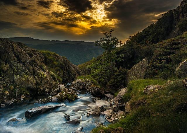 Uk River