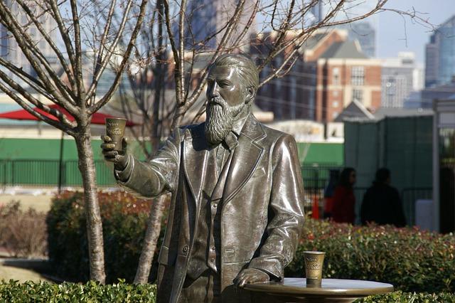 Atlanta Statue